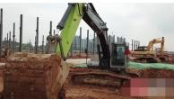 中联重科挖掘机年底投产 6分钟生产下线一台年产能3.3万台
