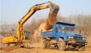 挖掘机的操作方法