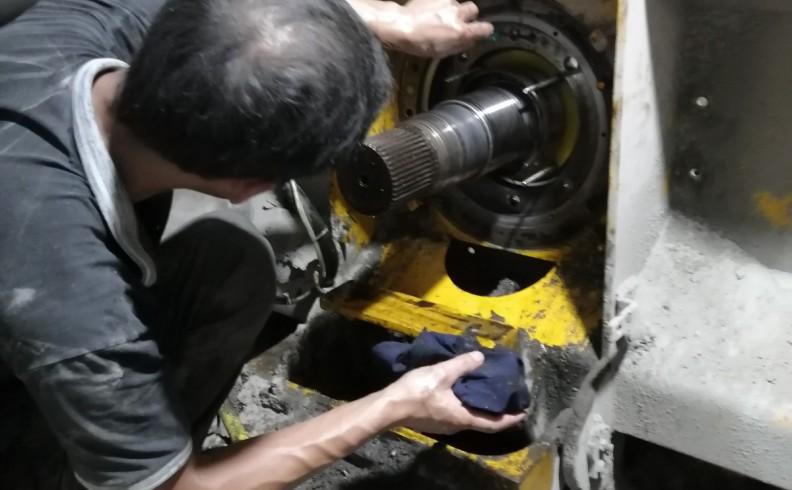 混凝土搅拌站