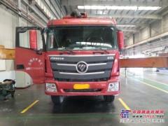 47米车况良好二手泵车出售,福田厂家直销!