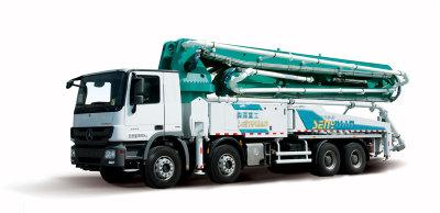 森源重工SMQ5331THB46米泵车高清图 - 外观