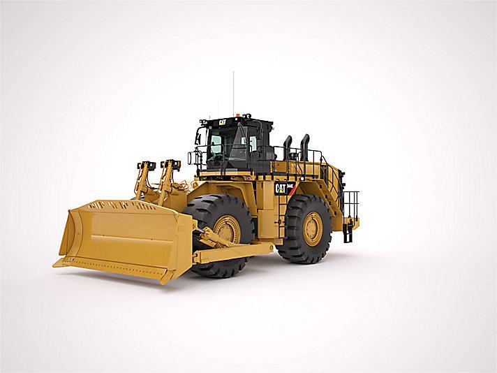 卡特彼勒CAT®844K轮式推土机