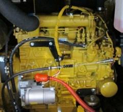 【澎湃动力】澎湃动力•卡特全新C2.4发动机•高效直喷•高海拔能力1500米(NA发动机)•环境温度适应能力达49度•冷启动能力为-15.7°C•更低的油耗和更高的燃油效率•维护保养更为便捷