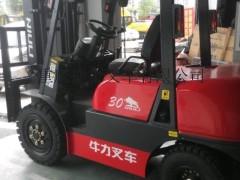 维修龙工CPC30叉车
