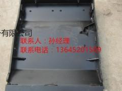 西安福格勒S1600-2摊铺机夯锤前挡板进口材质生产