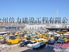 出租各种进口国产道路机械租赁摊铺机压路机铣刨机拌和站