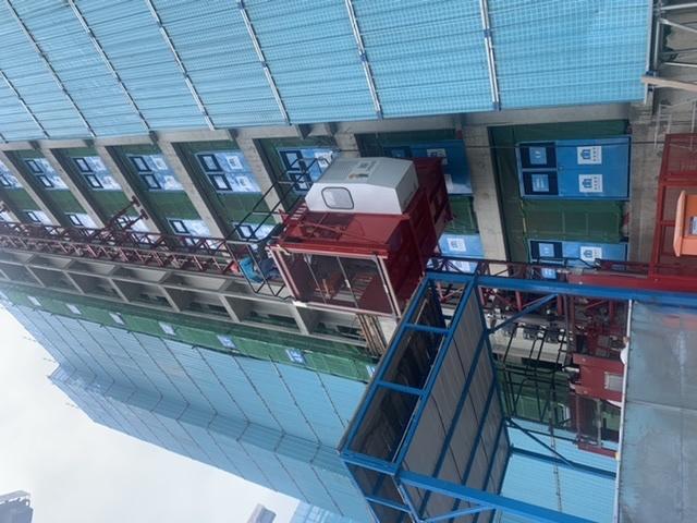 租赁施工塔吊、升降机