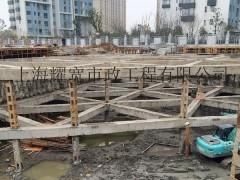 出租上海日立ZX200混凝土支撑梁镐头破碎机/上海桥梁拆除.上海拆除房屋钢结构建筑