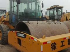 二手压路机交易市场||出售二手徐工20吨22吨26吨压路机