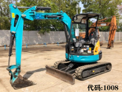 出售二手久保田RX-406挖掘机 原装进口机械性能好