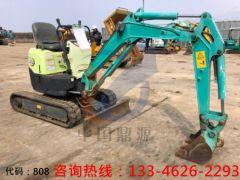 出售二手洋马VIO10-2A挖掘机 襄阳二手小挖机