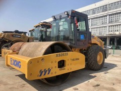 上海二手压路机市场 个人二手徐工压路机 二手振动22吨26吨压路机