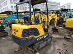 上海二手挖掘机市场 二手13 20 25 35挖掘机 国产|进口|合资二手微型挖掘机