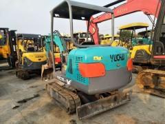 上海二手挖掘机市场 出售13|15|18|20|25|35二手微型挖掘机
