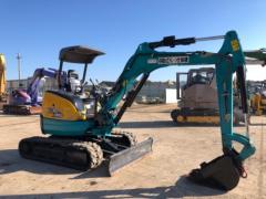 超低价出售9成新久保田U-30-5挖掘机 15、17、30等各种型号二手小型挖掘机