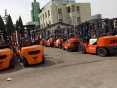 二手3吨5吨6吨7吨8吨10吨叉车转让 个人二手合力杭州龙工叉车 上海二手叉车网