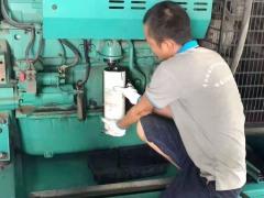 维修康明斯发电机(组)大型柴油发电机组维修保养服务 报价合理