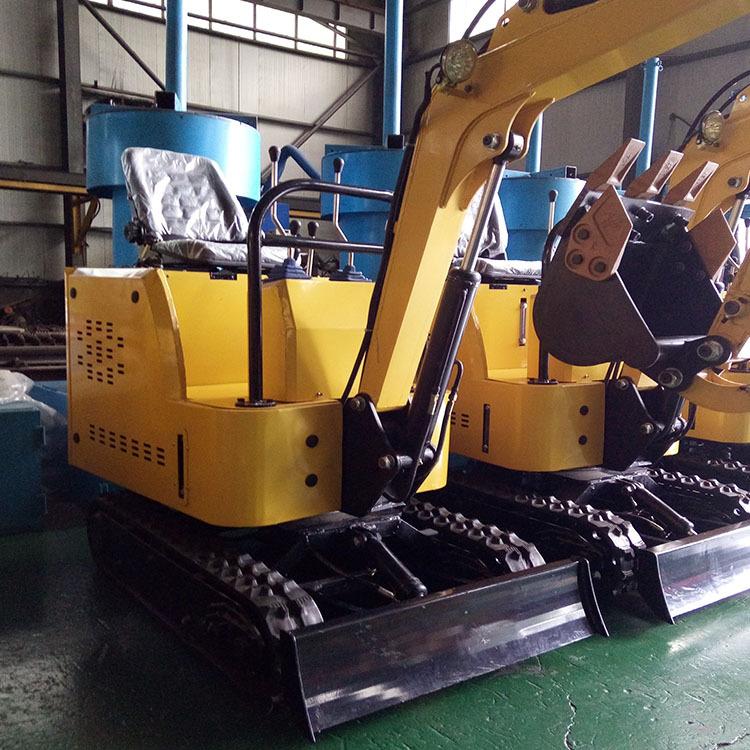 厂家批发小型挖掘机小型1吨多功能挖掘机