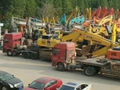 成都|贵阳|昆明|拉萨|长沙|武汉|太原|南昌|福州|南宁|西安二手挖掘机市场