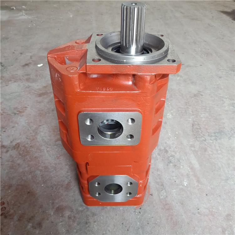 供应佳和液压JHP2063/2032装载机齿轮泵