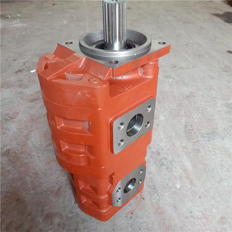 供应佳和液压CBGJ1025/1025左矩压路机齿轮泵