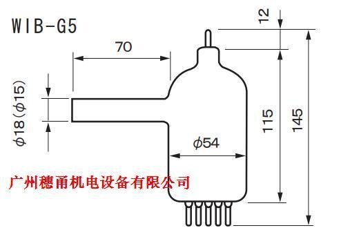 特惠供应ULVAC规管测定子WIB-G5/G6/G7/N3