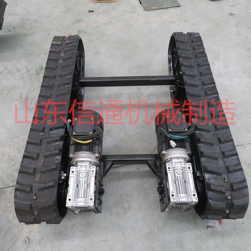 供应信通运输车底盘和传动部件
