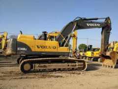 沃尔沃挖掘机维修 动作不协调 无力动作慢 维修站