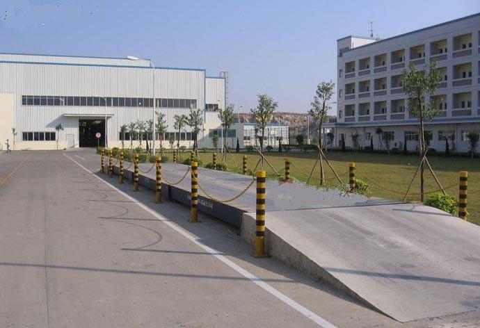 天津电子大地磅维修公司