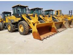 出售个人徐工30二手装载机 龙工50二手铲车