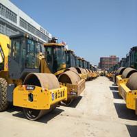 烟台 济宁 泰安出售龙工 徐工个人20吨22吨26吨二手振动压路机