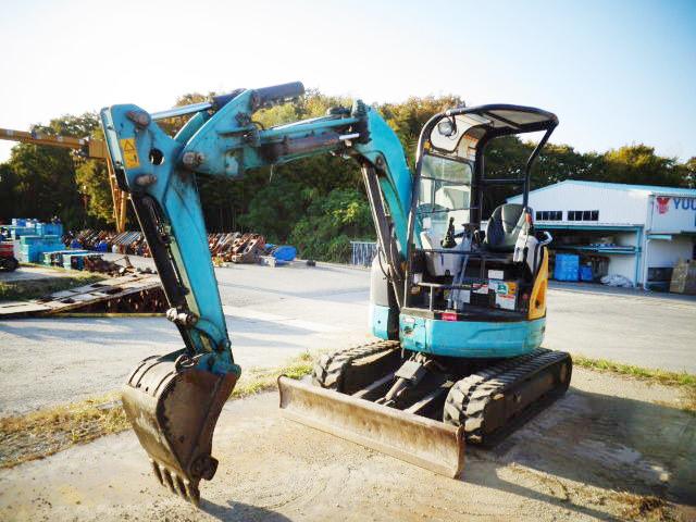 出售二手久保田RX-306挖掘机日本原装进口小型挖掘机