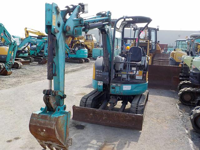 个人转让二手久保田RX-306挖掘机多种型号可选