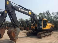 沃尔沃挖掘机维修售后公司服务站-无力动作慢 温度高