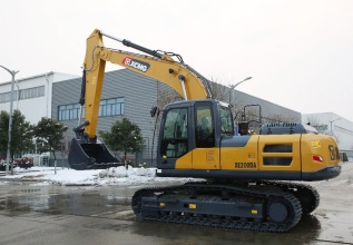 徐工XE200DA液压挖掘机高清图 - 外观