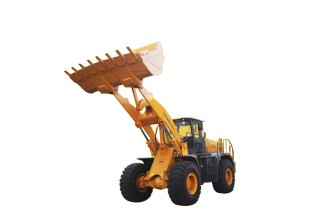 龙工ZL50NC高卸岩石王 轮式装载机高清图 - 外观