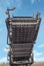 宝马格BMF 2500沥青摊铺机高清图 - 外观