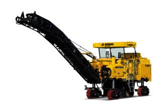 宝马格BM 1200/30铣刨机高清图 - 外观