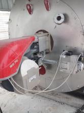 沃斯莱特锅炉燃烧器高清图 - 外观