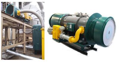 沃斯莱特YQR760A油气两用燃烧器高清图 - 外观