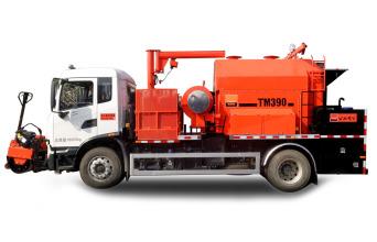 英达科技TM390养护车/抢修车高清图 - 外观