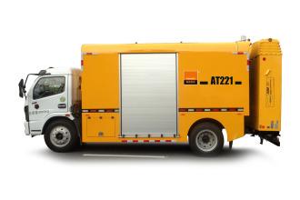 英达科技AT221经济型防撞车高清图 - 外观