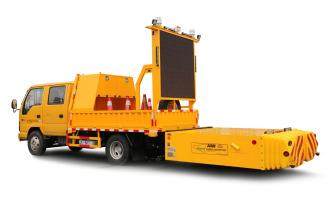 英达科技AT150中型防撞车高清图 - 外观