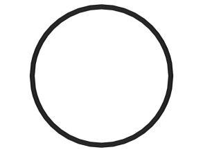 卡特彼勒6D-9157O 形密封圈高清图 - 外观