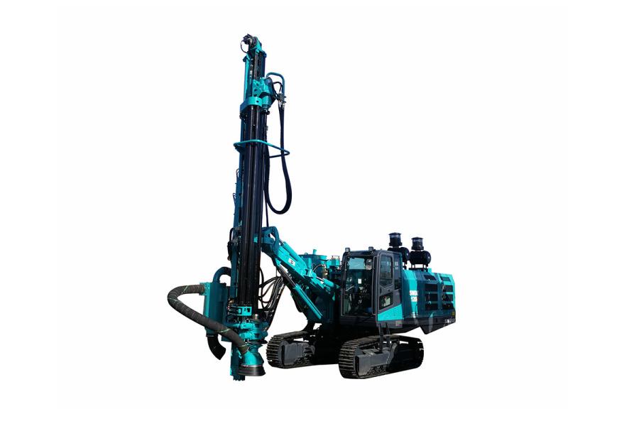山河智能SWDE138一体化潜孔钻机