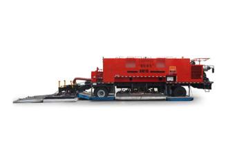 英达HM16沥青路面加热设备高清图 - 外观