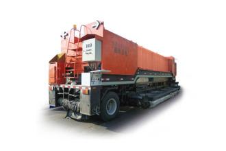 英达HM18沥青路面加热设备高清图 - 外观