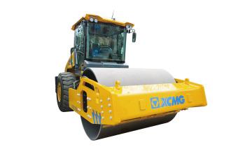徐工XS225H振动压路机高清图 - 外观