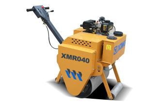 徐工XMR040手扶式单钢轮振动压路机高清图 - 外观