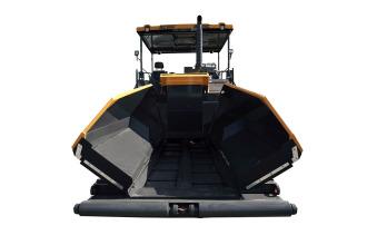陕建机SUM8200B 9米双夯锤机械熨平板高清图 - 外观